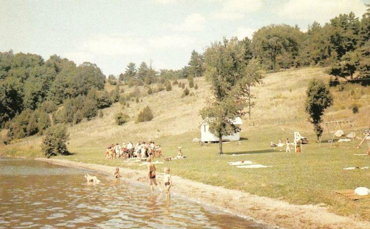 Places - Sand Lake Beach - colour picture.jpg